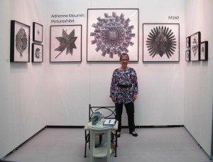 Adrienne Moumin at Architectural Digest Home Design Show, Pier 94 in NYC, March 21-24, 2013
